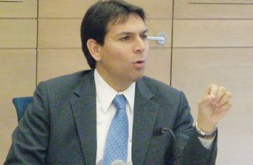 MK Danny Danon 311 (photo credit: Courtesy: Knesset)