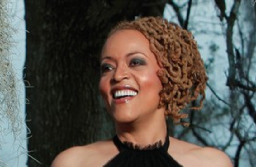 Cassandra Wilson 311 (photo credit: Courtesy of PR)