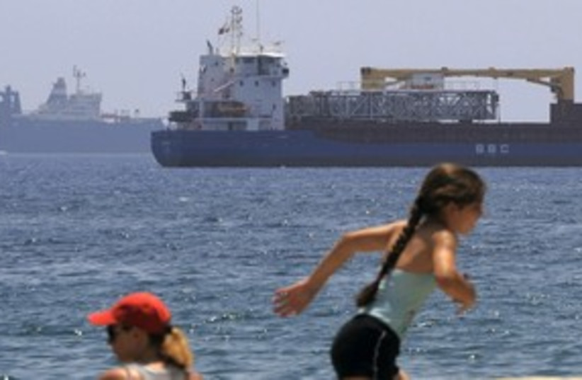 Cyprus port of Limmasol_311 (photo credit: Reuters)