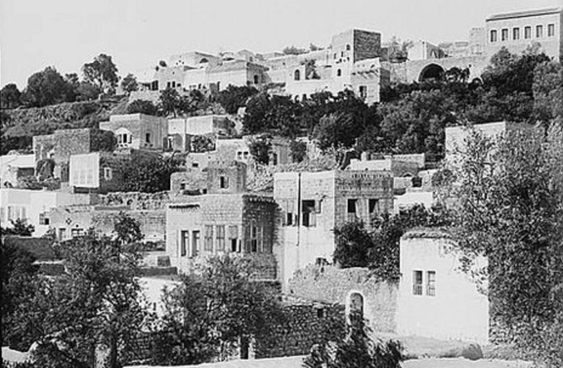 Sefad (circa 1900).