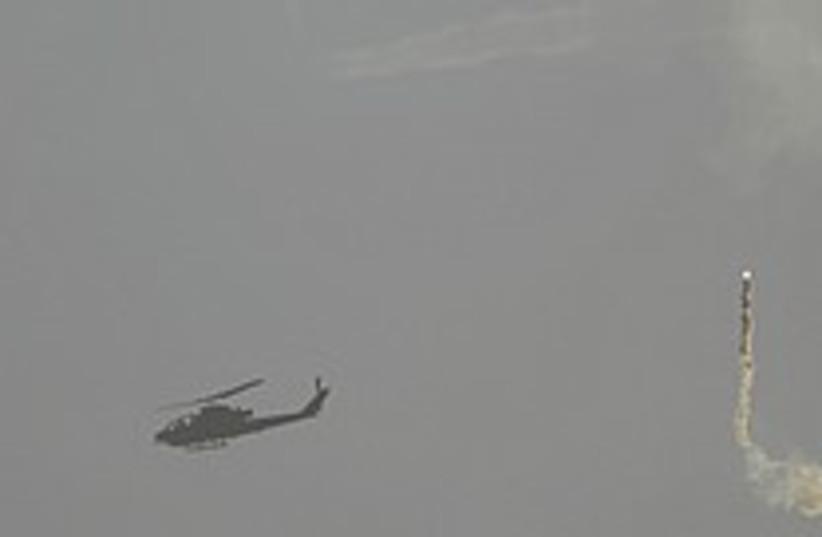 IAF flare 224.88 (photo credit: AP)