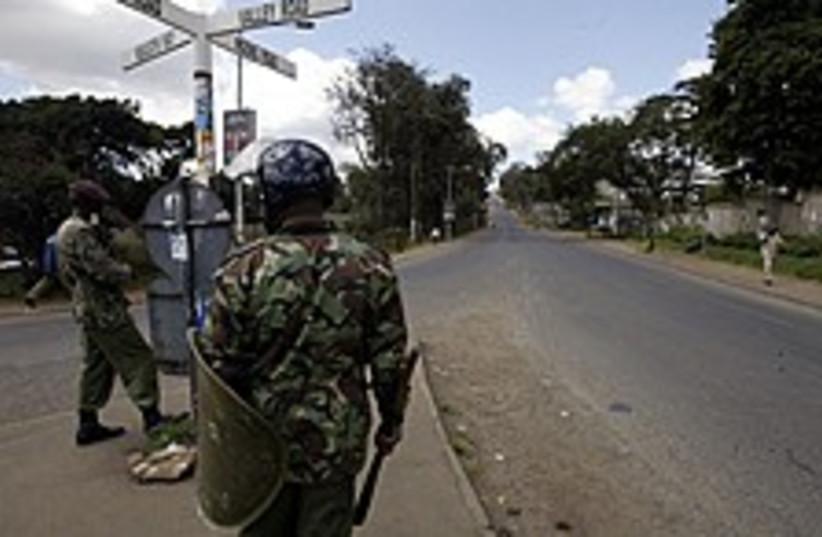 kenya troops 224 88 (photo credit: AP)