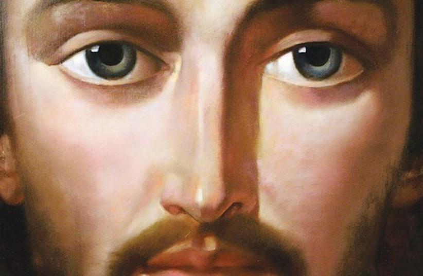 Jesus portrait 521 (photo credit: Fresno Bee/MCT)
