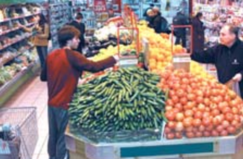 food sales biz 88 224 (photo credit: Ariel Jerozolimski)