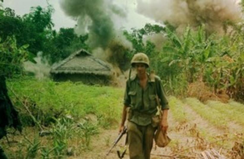 Vietman War documentary 311 (photo credit: History Channel Screenshot)