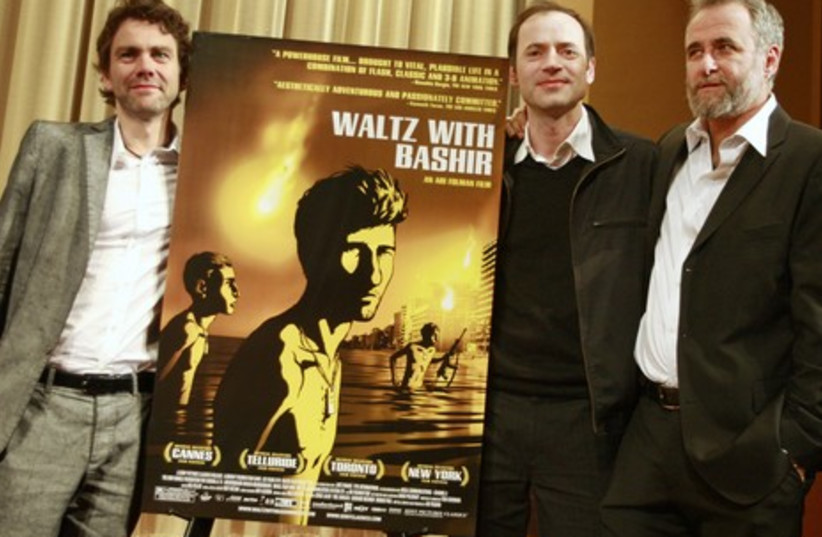 Waltz with Bashir  (photo credit: REUTERS/Jason Reed)