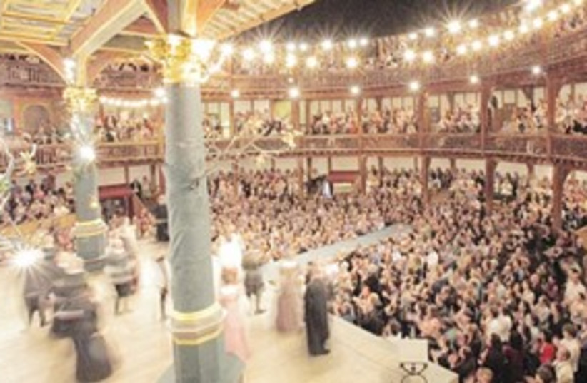 Globe theater 311 (photo credit: Shakespearesglobe.com)