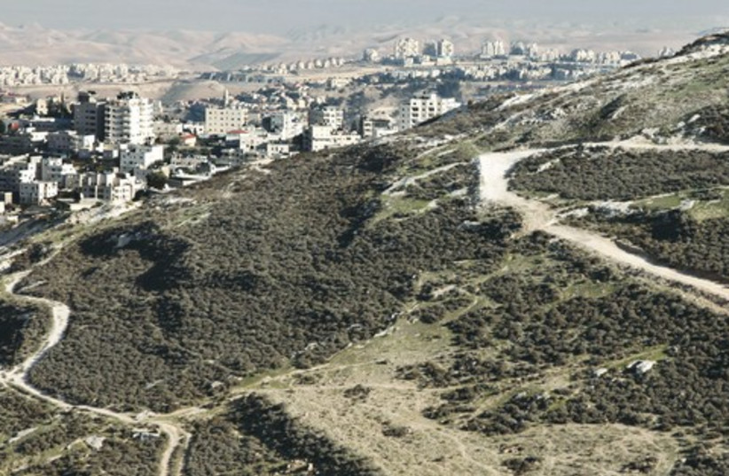 east Jerusalem 521 (photo credit: Marc Israel Sellem)