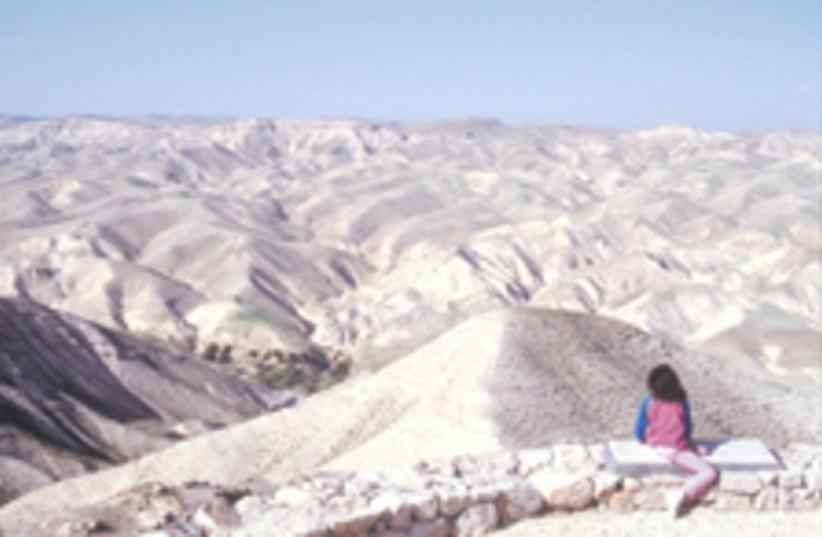 Wadi Kelt (photo credit: Shmuel Bar-Am)