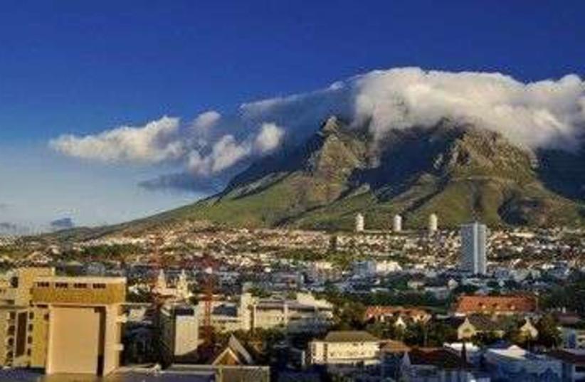 Cape Town, South Africa 390 (photo credit: Thinkstock/Imagebank)