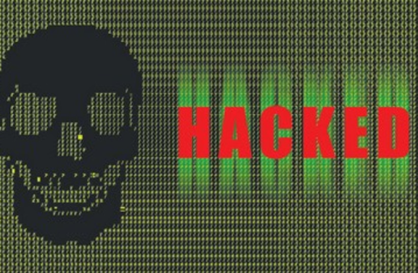Cyber attack silly image 390 (photo credit: Thinkstock)