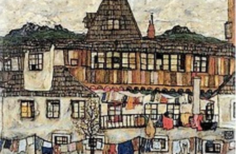 Egon Schiele 224.88 (photo credit: Courtesy )