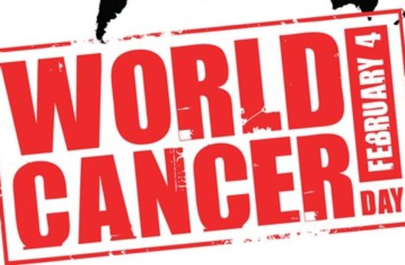 INTERNATIONAL CANCER DAY 390 (photo credit: Thinkstock)