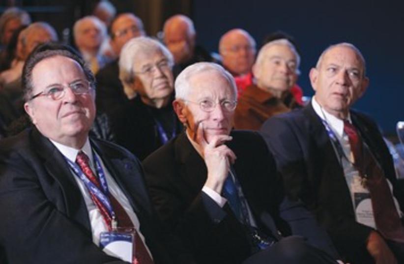 Stanley Fisher at Herzliya conference 390 (photo credit: Courtesy of Herzliya Conference)