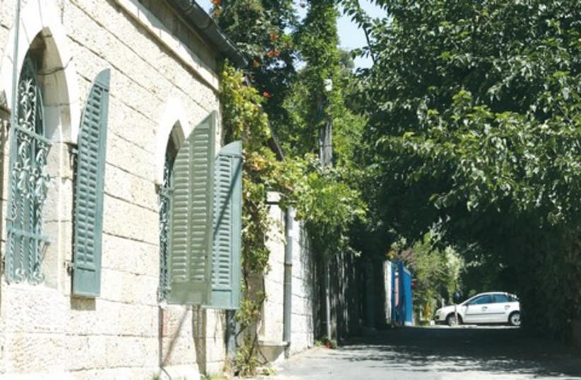 Baka neighborhood Jerusalem 521 (photo credit: Ariel Jerozolimsk)