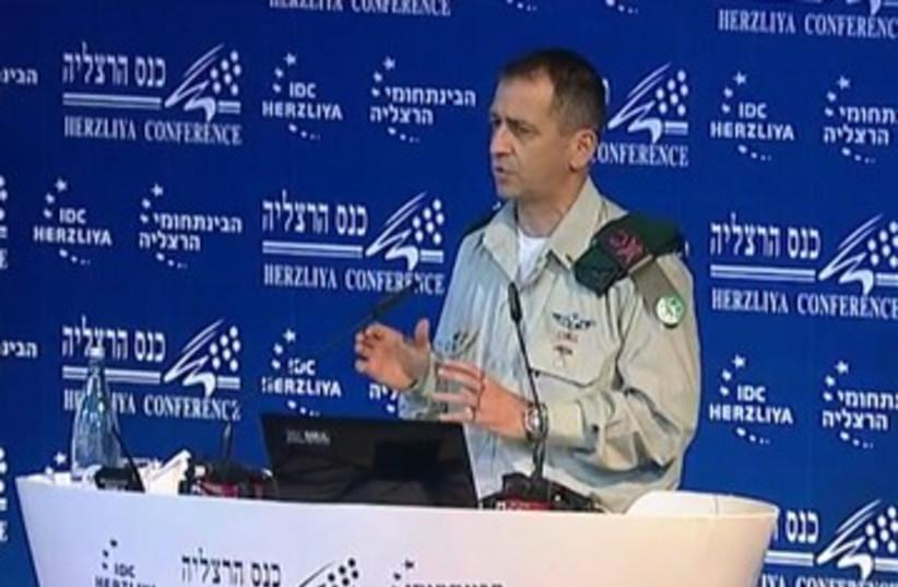 Aviv Kochavi 390 (photo credit: Screenshot)