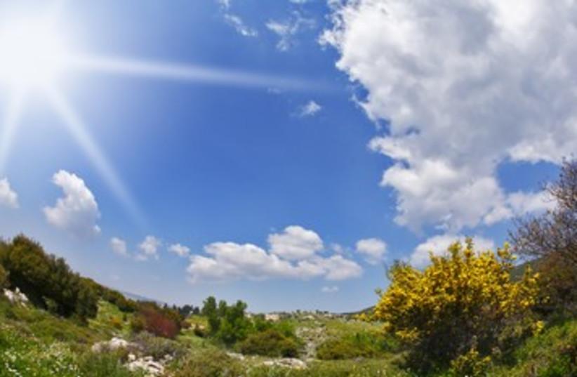 sun, sunshine in Israel_390 (photo credit: Thinkstock/Imagebank)