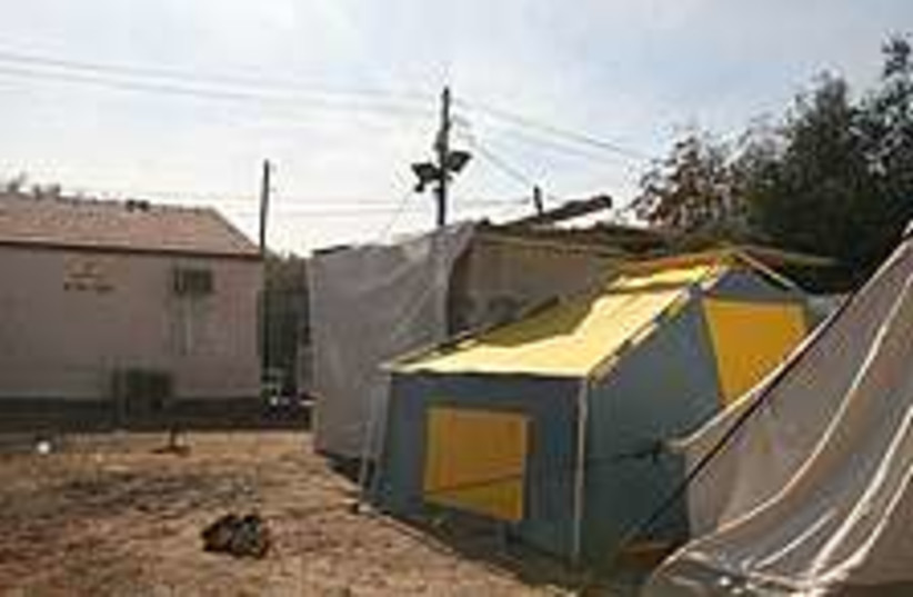 tents TA 224.88 (photo credit: Orna Dickman)