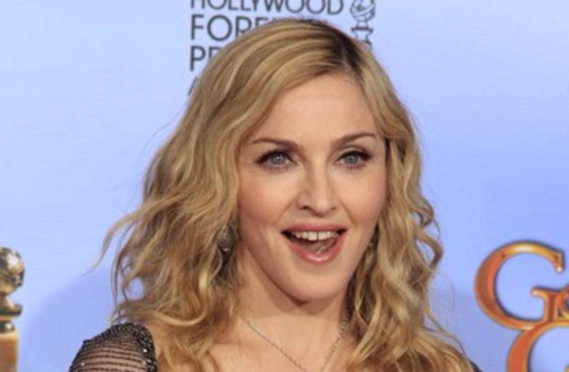 Madonna 390 (photo credit: Lucy Nicholson / Reuters)