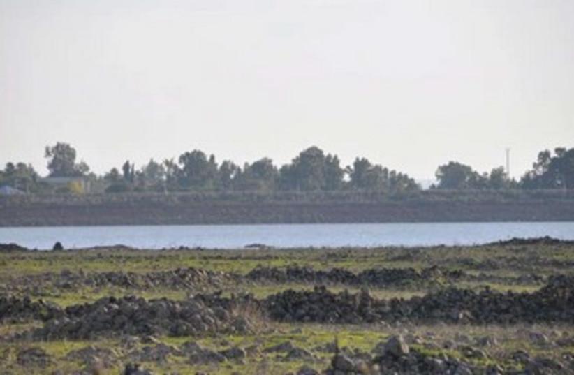 reservoir 390 (photo credit: Ronit Svirsky, KKL-JNF)
