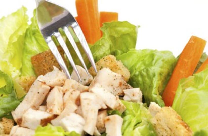 chicken salad 390 (photo credit: Thinkstock/Imagebank)