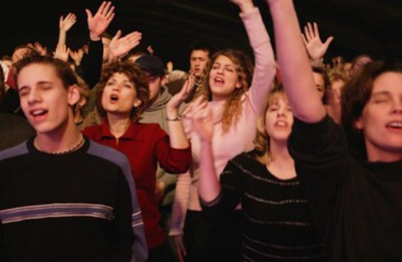 Choir 390 (photo credit: Thinkstock/Imagebank)