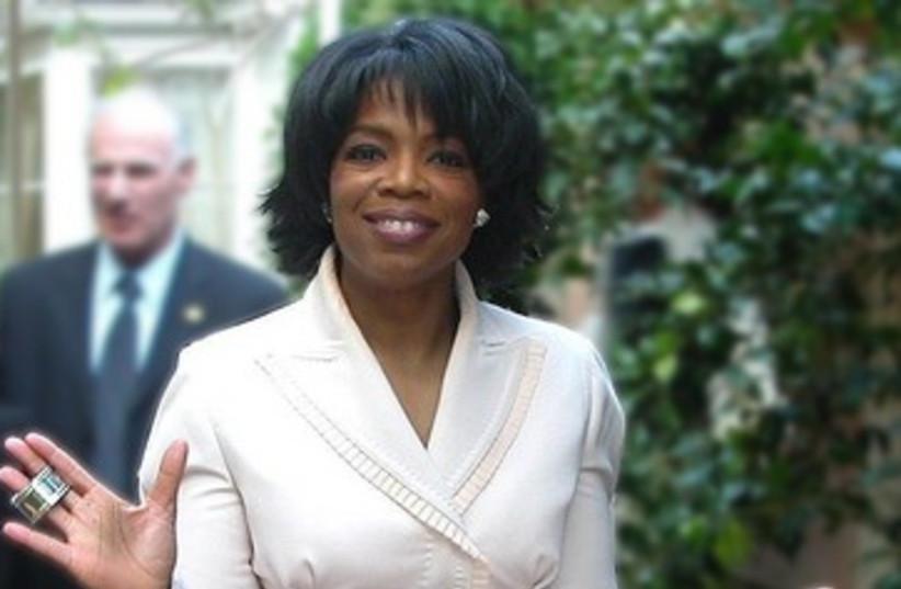 Oprah Winfrey 390 (photo credit: Wikimedia Commons)