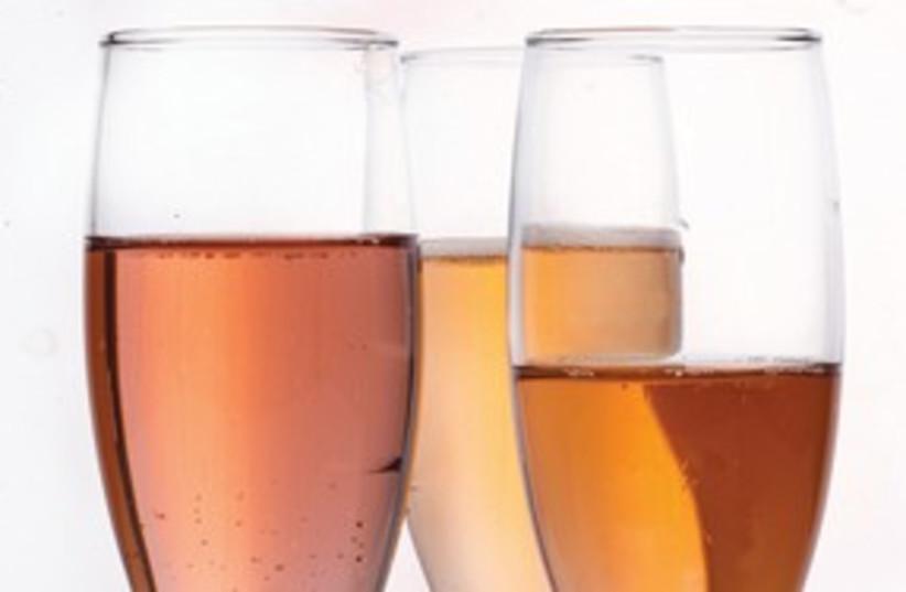 Rose Wines (photo credit: MCT)
