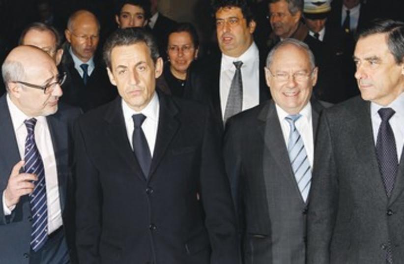 Sarkozy 390 (photo credit: REUTERS)