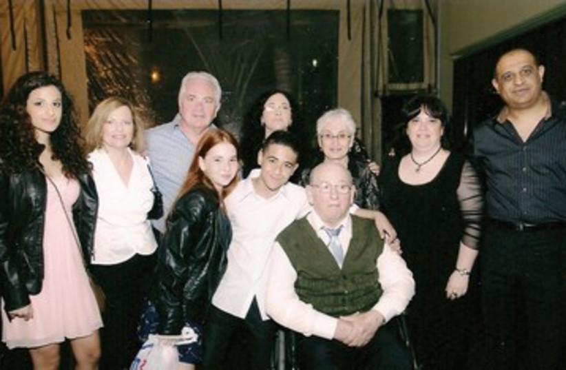 PESSIA GOLDSTEIN 390 (photo credit: Courtesy Goldstein family)