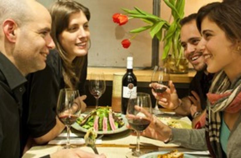 Al Dente restaurant (photo credit: Courtesy)