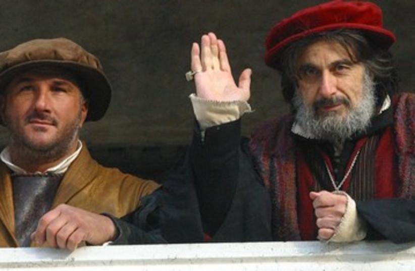 Al Pacino as shylock in 2004 R 390 (photo credit: REUTERS)