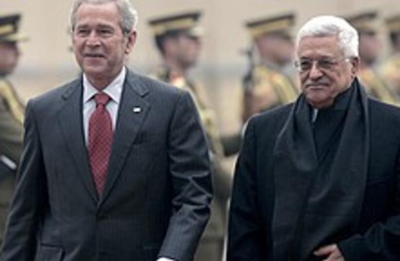 Bush abbas 224.88 (photo credit: )