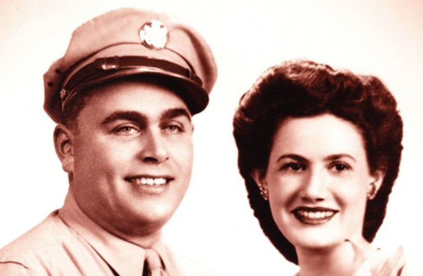 Stanley and Phyllis Weiss 521 (photo credit: Courtesy/Karen Robins)