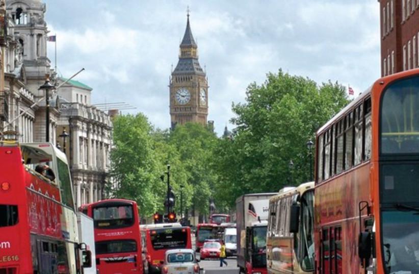 London 521 (photo credit: Wikimedia)