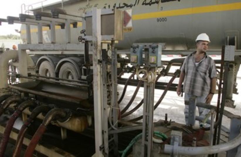 Gaza power plant [file]_390 (photo credit: Reuters)