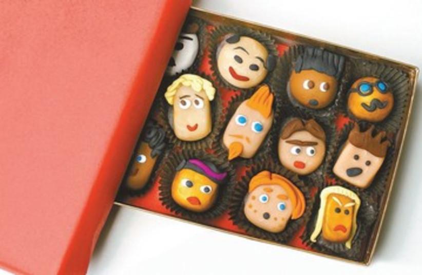 Chocolates 390 (photo credit: (MCT))