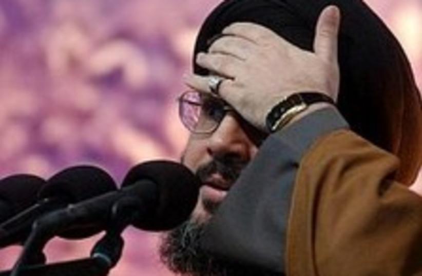 Nasrallah 224.88 (photo credit: AP [file])