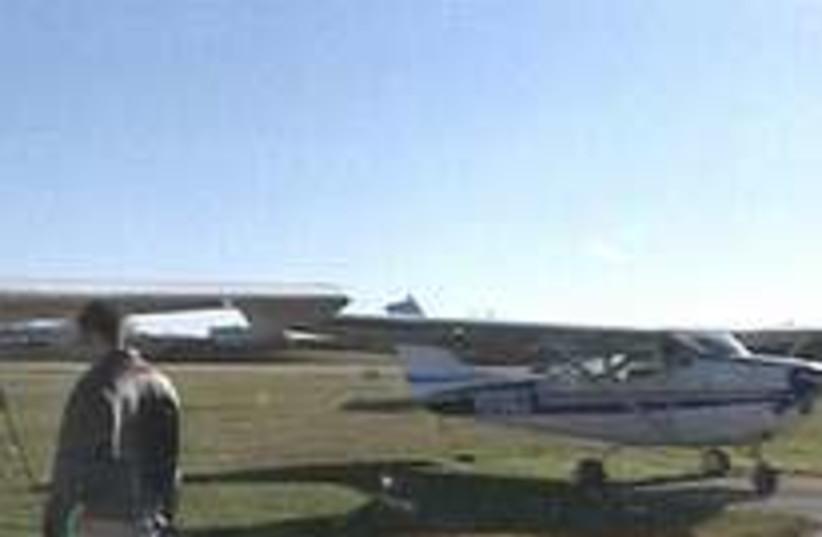 plane224.88 (photo credit: Channel 10)