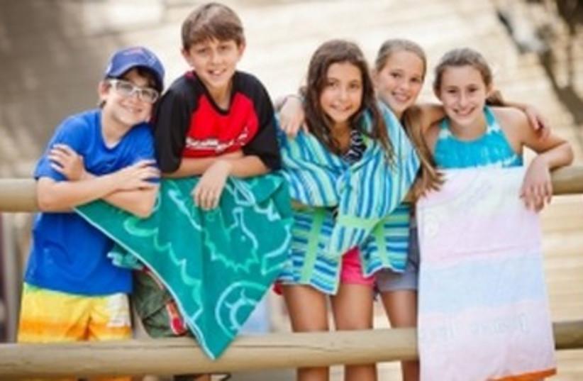 Jewish summer camp 390 (photo credit: (Nir Landau/Foundation for Jewish Camp)
