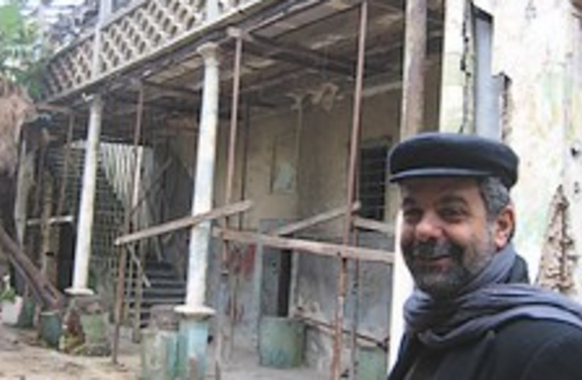 tel aviv build 224 (photo credit: Haviv Rettig)