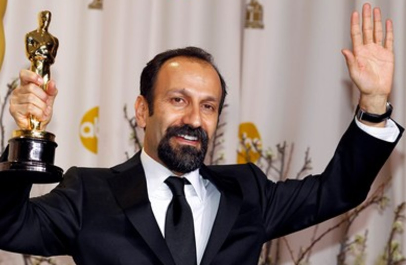 Director of Iranian film 'A Separation'
