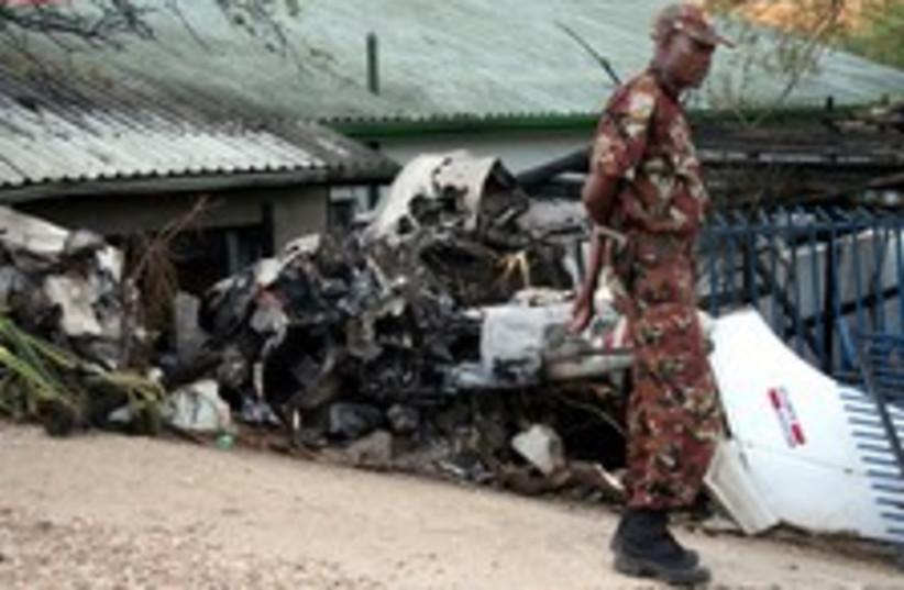 namibia crash 224 88 (photo credit: )