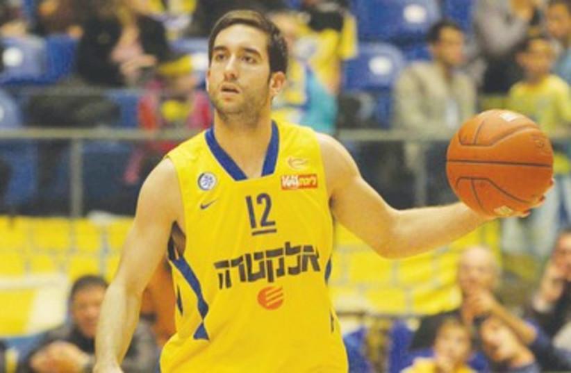 Yogev Ohayon 390 (photo credit: Adi Avishai)