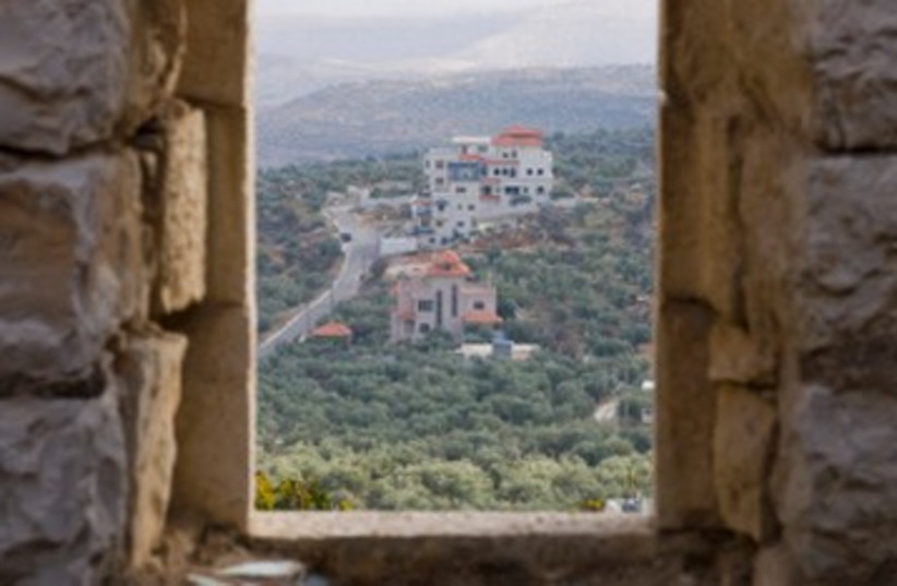 view of the west bank (photo credit: Thinkstock/Imagebank)