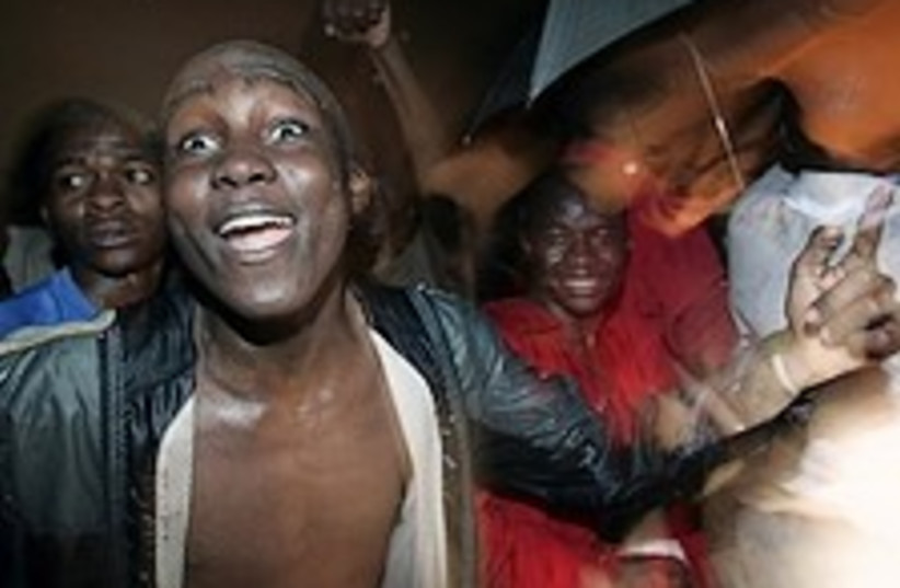 kenya opposition ap (photo credit: AP)