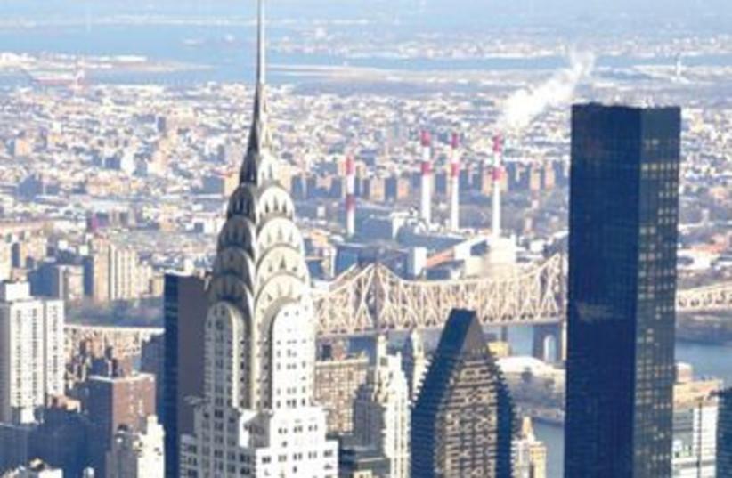 New York Manhattan 390 (photo credit: IRVING SPITZ)