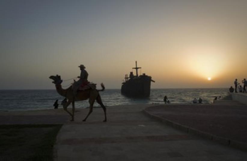 Iran's Kish Island 390 (photo credit: Caren Firouz / Reuters)