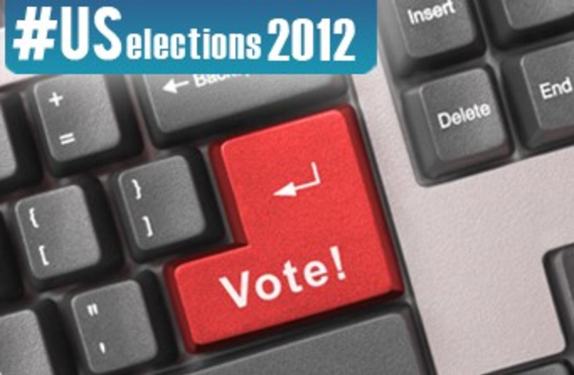 USelections2012 (photo credit: Supplied)