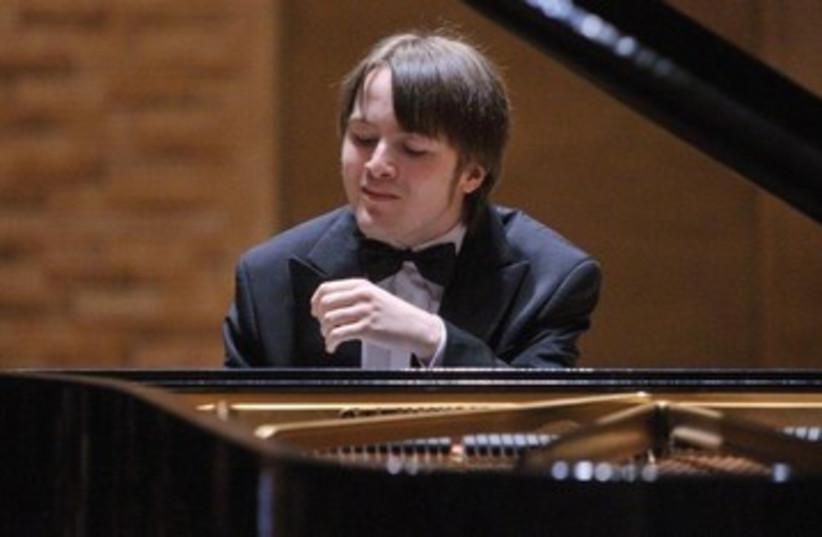 Russian pianist Daniil Trifonov 390  (photo credit: Courtesy)